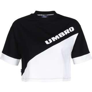 UMBRO Temp Crop W T-Shirt Damen schwarz