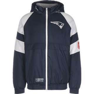 New Era NFL Puffer New England Patriots Winterjacke Herren blau