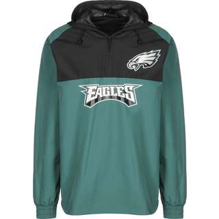 New Era NFL Philadelphia Eagles Windbreaker Herren türkis