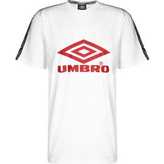 UMBRO Foundry Taped T-Shirt Herren weiß