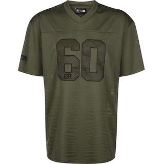 New Era NFL Camo Collection New England Patriots T-Shirt Herren oliv