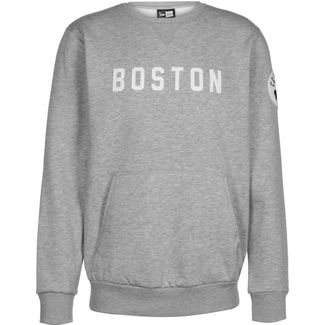 New Era NBA Wordmark Boston Celtics Sweatshirt Herren grau/meliert