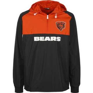 New Era NFL Chicago Bears Windbreaker Herren schwarz