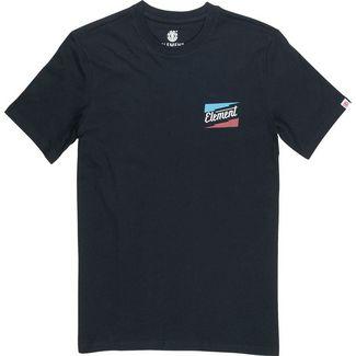 Element INTERNATIONAL SS T-Shirt Herren schwarz
