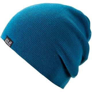 Jack Wolfskin Rib Beanie glacier blue