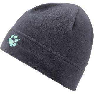 Jack Wolfskin Real Stuff Beanie Kinder night blue