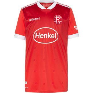 Uhlsport Fortuna Düsseldorf 20-21 Heim Fußballtrikot Herren rot