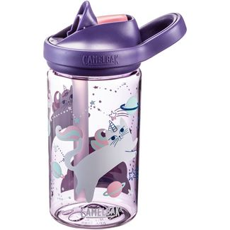 Camelbak Eddy Kids 400ml Trinkflasche Kinder kosmic kitties