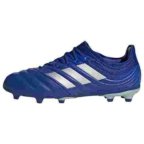 adidas Copa 20.1 FG Fußballschuh Fußballschuhe Kinder Royal Blue / Silver Metallic / Royal Blue
