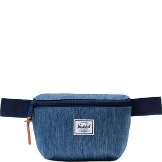 Herschel Fourteen Hip Pack Bauchtasche blau