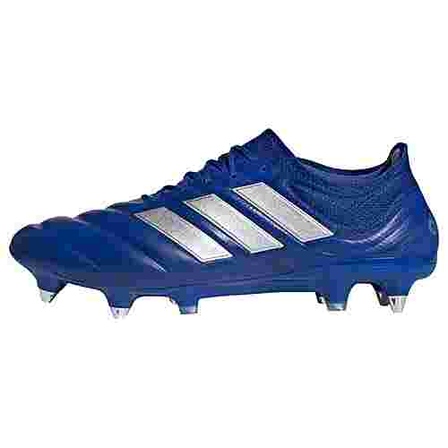 adidas Copa 20.1 SG Fußballschuh Fußballschuhe Herren Royal Blue / Silver Metallic / Royal Blue