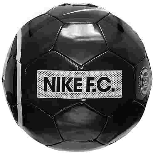 Nike F.C. Fußball Herren schwarz / weiß
