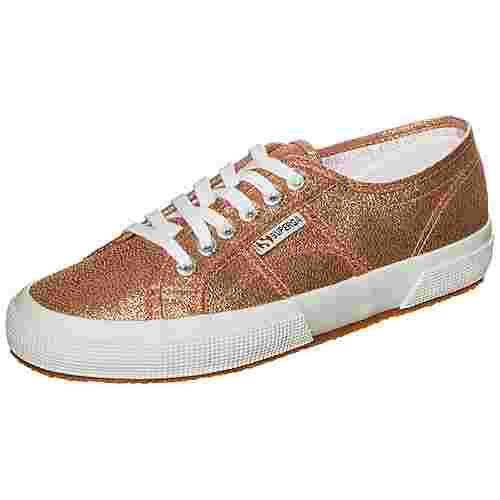 Superga 2750 Lamew Classic Sneaker Damen rosé gold