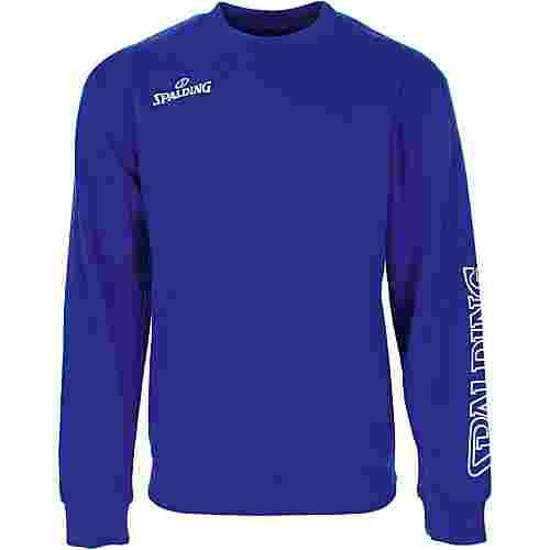 Spalding Team II Sweatshirt Kinder blau