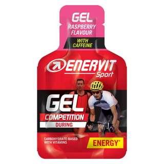 Enervit Sport Gel Powergel Raspberry Caffeine