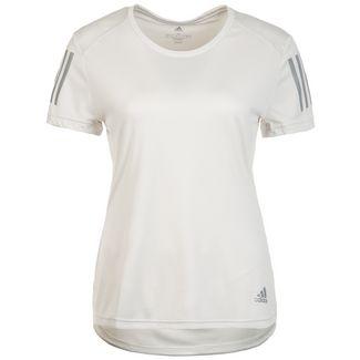 adidas Own The Run Laufshirt Damen beige