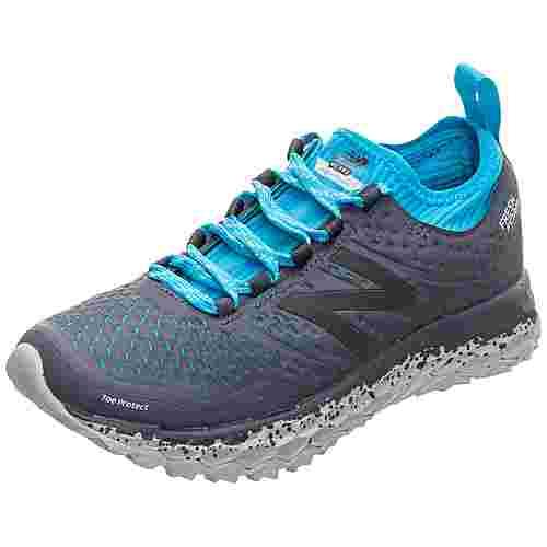 NEW BALANCE FreshFoam Hierro v3 Laufschuhe Damen grau / blau