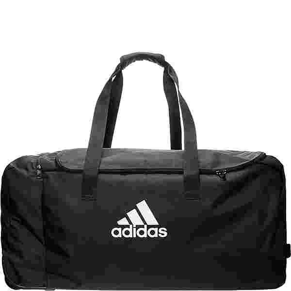 adidas Tiro XLarge With Wheels Sporttasche schwarz / weiß
