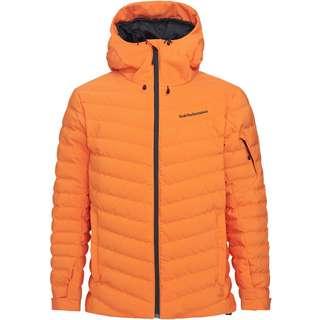 Peak Performance FROST Skijacke Herren orange altitude