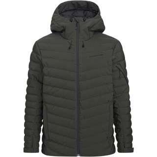 Peak Performance FROST Skijacke Herren coniferous green