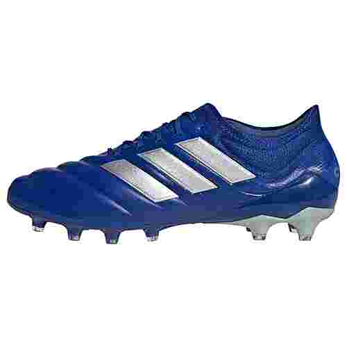 adidas Copa 20.1 AG Fußballschuh Fußballschuhe Herren Royal Blue / Silver Metallic / Royal Blue