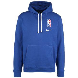 Nike NBA Courtside Hoodie Herren blau