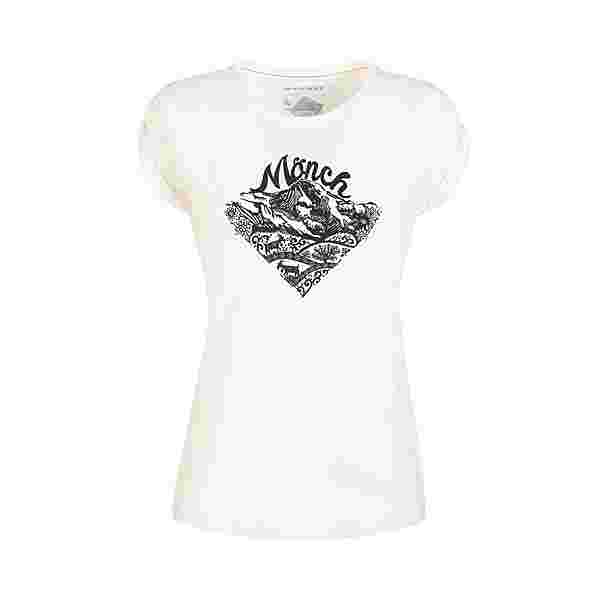 Mammut T-Shirt Damen bright white