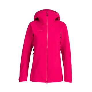 Mammut Crater Pro HS Hooded Jacket Women Hardshelljacke Damen sundown