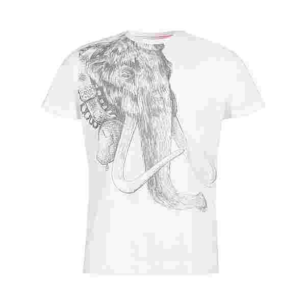Mammut T-Shirt Herren bright white PRT2