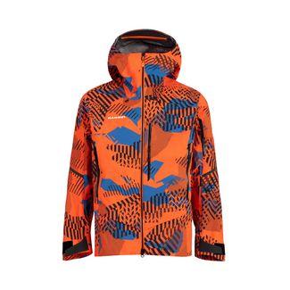 Mammut Nordwand Visiflage HS Hooded Jacket Men Hardshelljacke Herren arumita