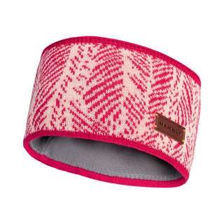 Mammut Snow Headband Stirnband Damen sundown-evening sand