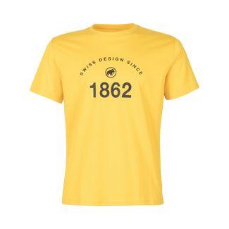 Mammut Seile T-Shirt Men T-Shirt Herren Bent Gate, basalt