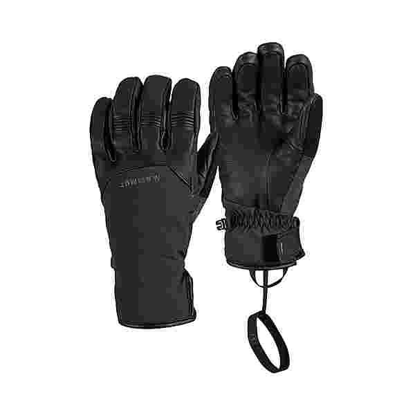 Mammut Outdoorhandschuhe black