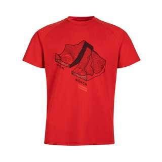 Mammut Mountain T-Shirt Men T-Shirt Herren magma