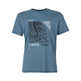 Mammut Sloper T-Shirt Men T-Shirt Herren sapphire melange