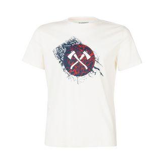 Mammut Seile T-Shirt Men T-Shirt Herren bright white PRT1