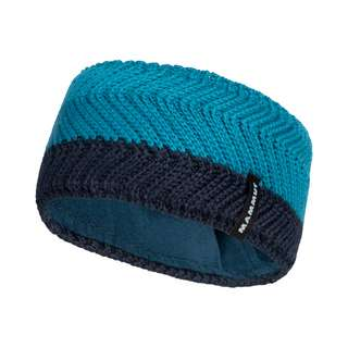 Mammut La Liste Headband Stirnband marine-sapphire