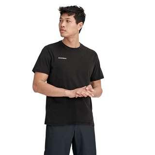 Mammut T-Shirt Herren black PRT1