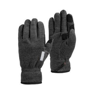 Mammut Fleece Glove Outdoorhandschuhe black mélange