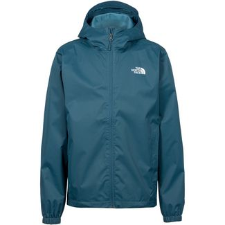 The North Face Quest Regenjacke Herren MALLARD BLUE BLACK HEATHR