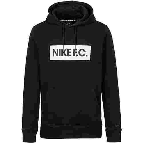 Nike FC Hoodie Herren black-black-black