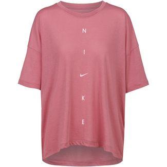 Nike Funktionsshirt Damen desert berry-pink foam
