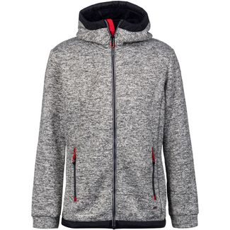 Luhta Strickjacke Herren light grey