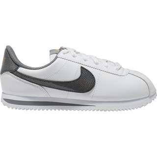 Nike Cortez Basic Tennisschuhe Kinder weiß