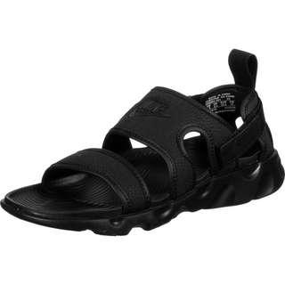 Nike Owaysis Sandalen Damen schwarz