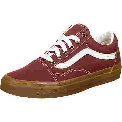 Vans Old Skool Sneaker weinrot