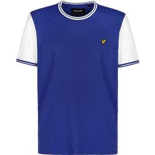 Lyle & Scott Tipped T-Shirt Herren blau