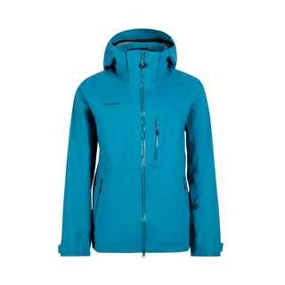 Thermo-Tex-Weather-Wear Herren Outdoor-Wander Regenjacke Gr XL schwarz-grau