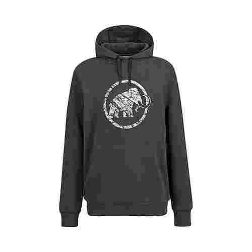 Mammut Mammut Logo ML Hoody Men Fleecejacke Herren black melange PRT2