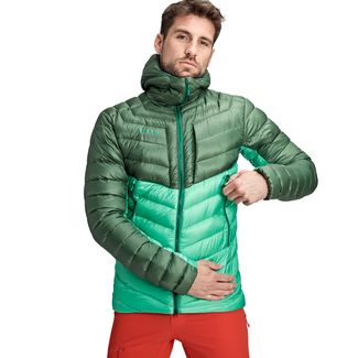 Mammut Broad Peak IN Daunenjacke Herren deep emerald-woods